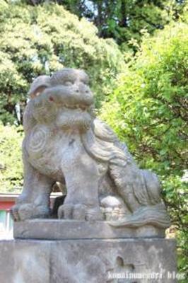 稗田神社 大田区蒲田1