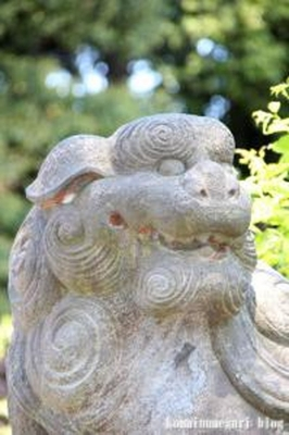 稗田神社 大田区蒲田3