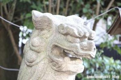 御園神社 大田区西蒲田3