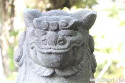 御園神社 大田区西蒲田4
