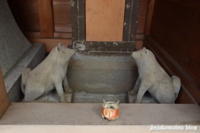 多摩川浅間神社 大田区田園調布9