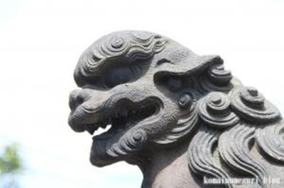 太田神社 大田区中央3