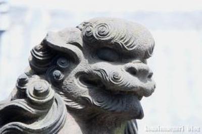 太田神社 大田区中央4