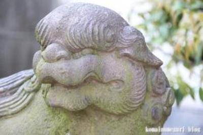 道塚神社 大田区新蒲田4