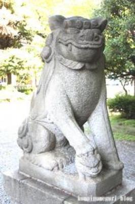 御園神社 大田区西蒲田2
