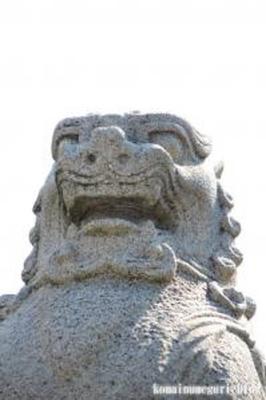 諏訪神社 大田区多摩川3