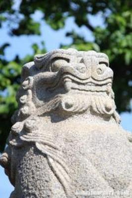 諏訪神社 大田区多摩川4