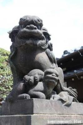 太田神社 大田区中央1