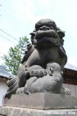 太田神社 大田区中央2