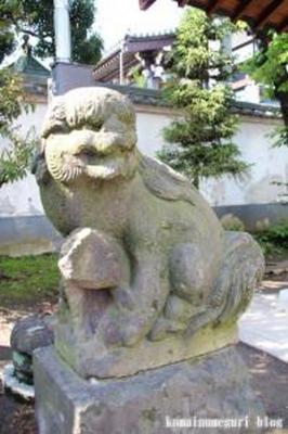 道塚神社 大田区新蒲田1