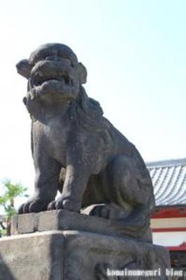 羽田神社 大田区本羽田3-9-12