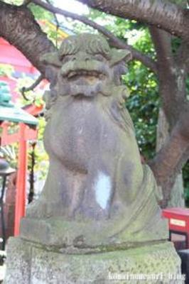 久が原西部八幡神社 大田区久が原4-2-9