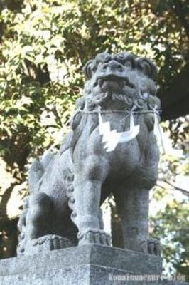 雪ケ谷八幡神社 大田区東雪谷2-25-6