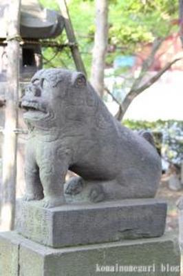 六郷神社 大田区東六郷3-10-20