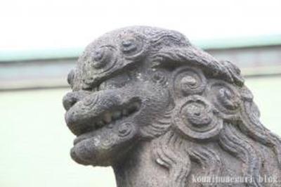 東八幡神社 大田区矢口3