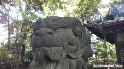 湯殿神社 大田区南馬込3