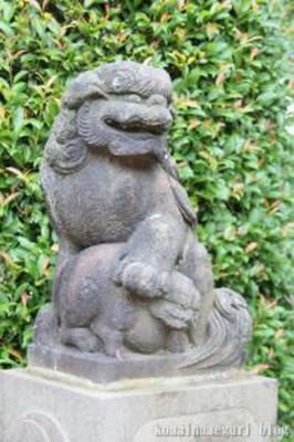 熊野神社 大田区南馬込1