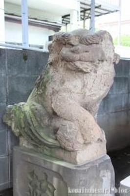 今泉神社 大田区矢口1