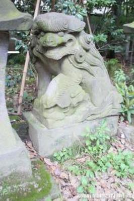 新田神社 大田区矢口1