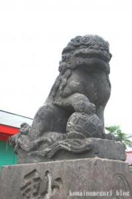 東八幡神社 大田区矢口2