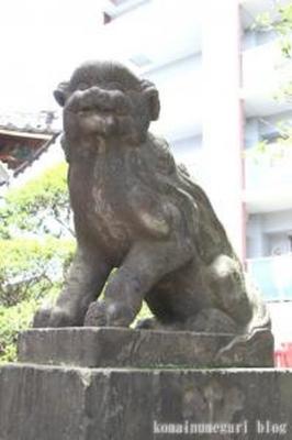 氷川神社 大田区矢口1