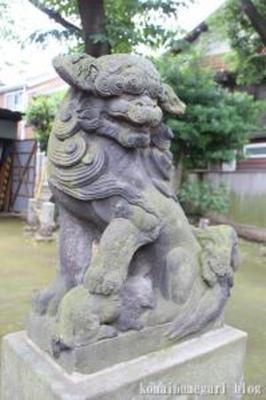 北野神社 大田区南馬込2-26-14