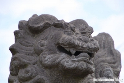 下小松天祖神社 葛飾区新小岩3