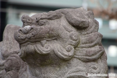 下小松天祖神社 葛飾区新小岩4
