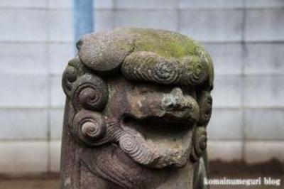 香取神社 葛飾区亀有3-42-31