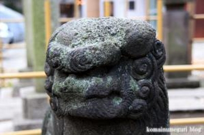 香取神社 葛飾区亀有3-42-32