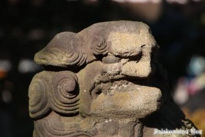 柴又八幡神社 葛飾区柴又4