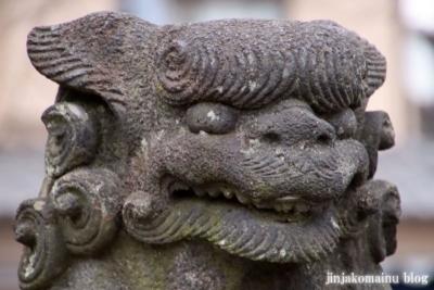 上小松天祖神社 葛飾区東新小岩3