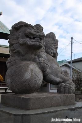 下小松天祖神社 葛飾区新小岩1