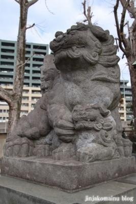 下小松天祖神社 葛飾区新小岩2