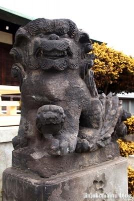 下小松天祖神社 葛飾区新小岩6