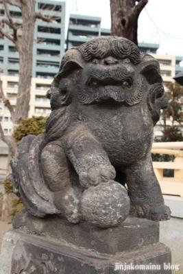 下小松天祖神社 葛飾区新小岩7