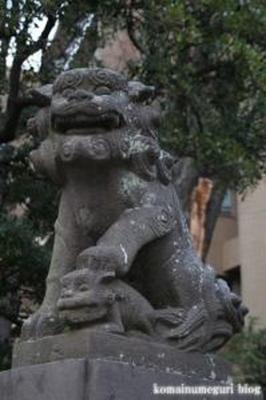 香取神社 葛飾区亀有3-42-24