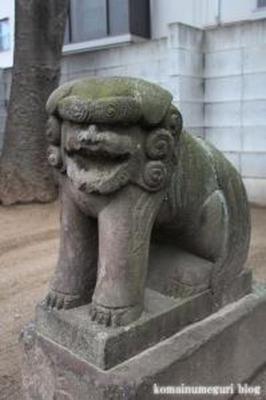 香取神社 葛飾区亀有3-42-29