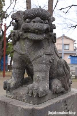上小松天祖神社 葛飾区東新小岩1