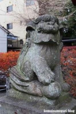 中原八幡神社 葛飾区青戸2