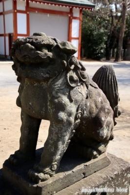 八剱神社 葛飾区奥戸1