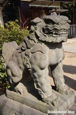 八剱神社 葛飾区奥戸2