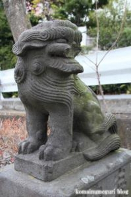 福森稲荷神社 葛飾区青戸2