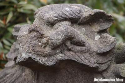 王子白髭神社 葛飾区東四つ木4