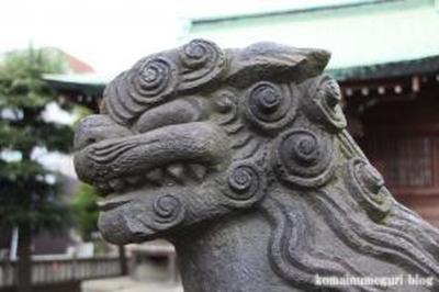 高木神社 葛飾区西亀有3
