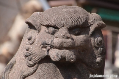 四つ木白髭神社 葛飾区四つ木4