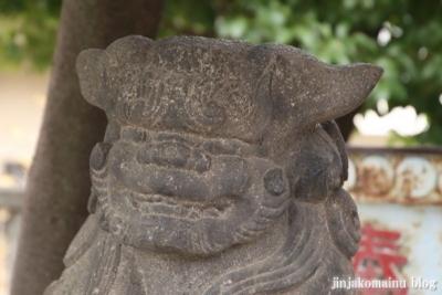 渋江白髭神社 葛飾区東四つ木4