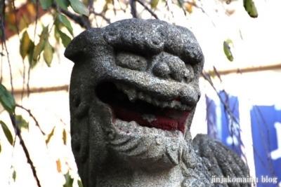 上千葉香取神社 葛飾区堀切3