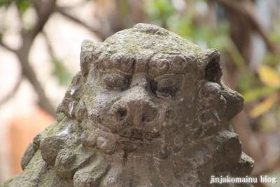 新小岩天祖神社 葛飾区東新小岩7