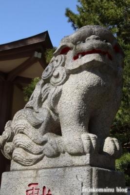 葛西神社 葛飾区東金町2